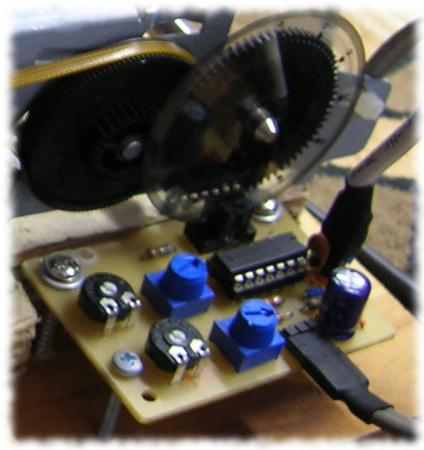 ServoController-Testopstelling-Sensor